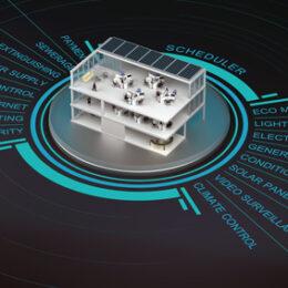 Smartbuilding – inteligentní (chytrá) budova